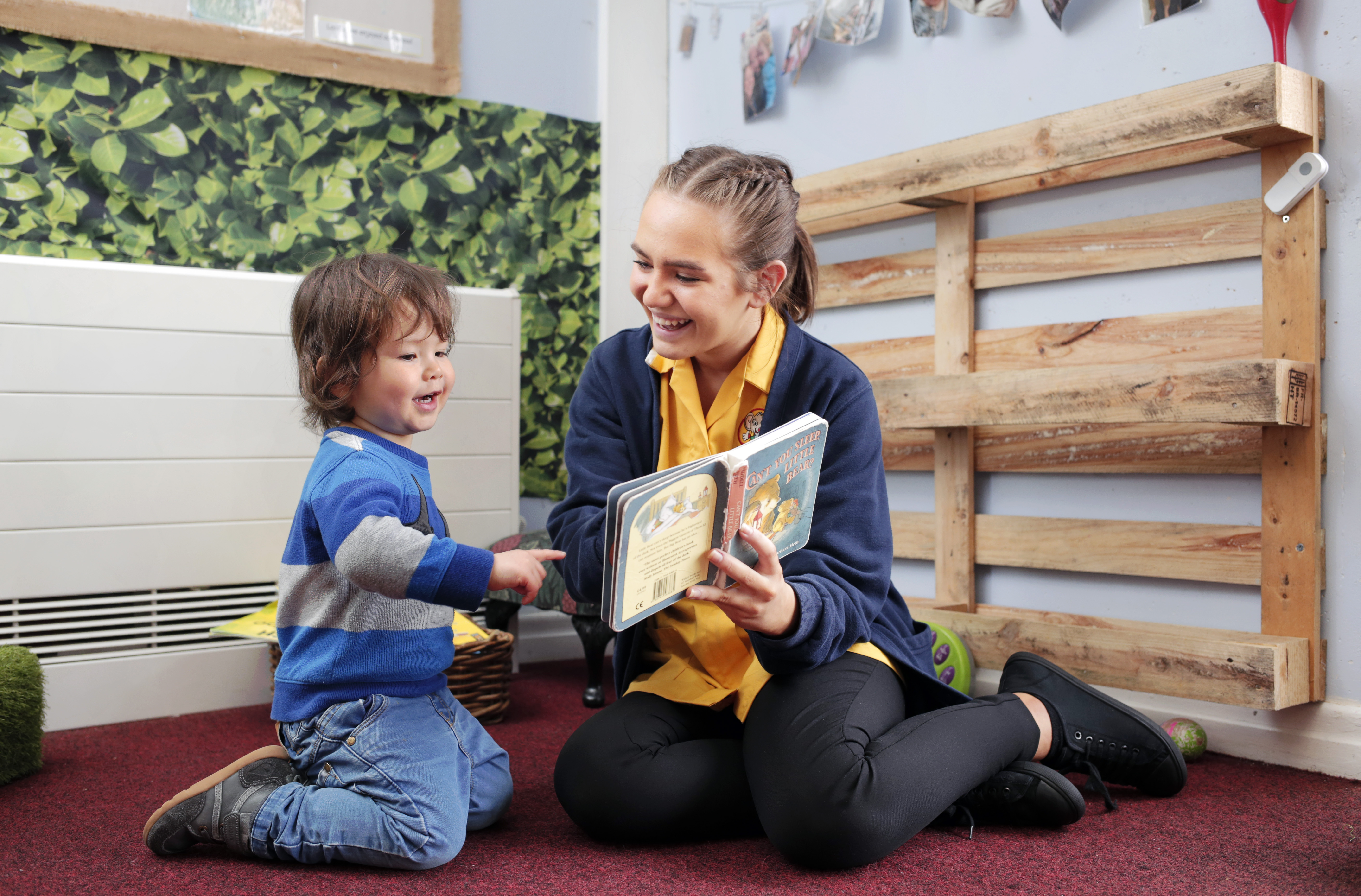 family-owned children's day nursery group